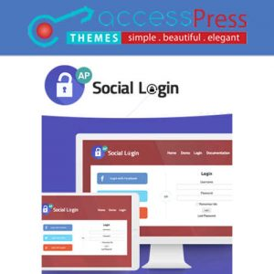 AccessPress Social Login