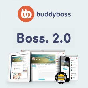 BuddyPress Boss 2.0