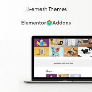 Livemesh Addons for Elementor Premium