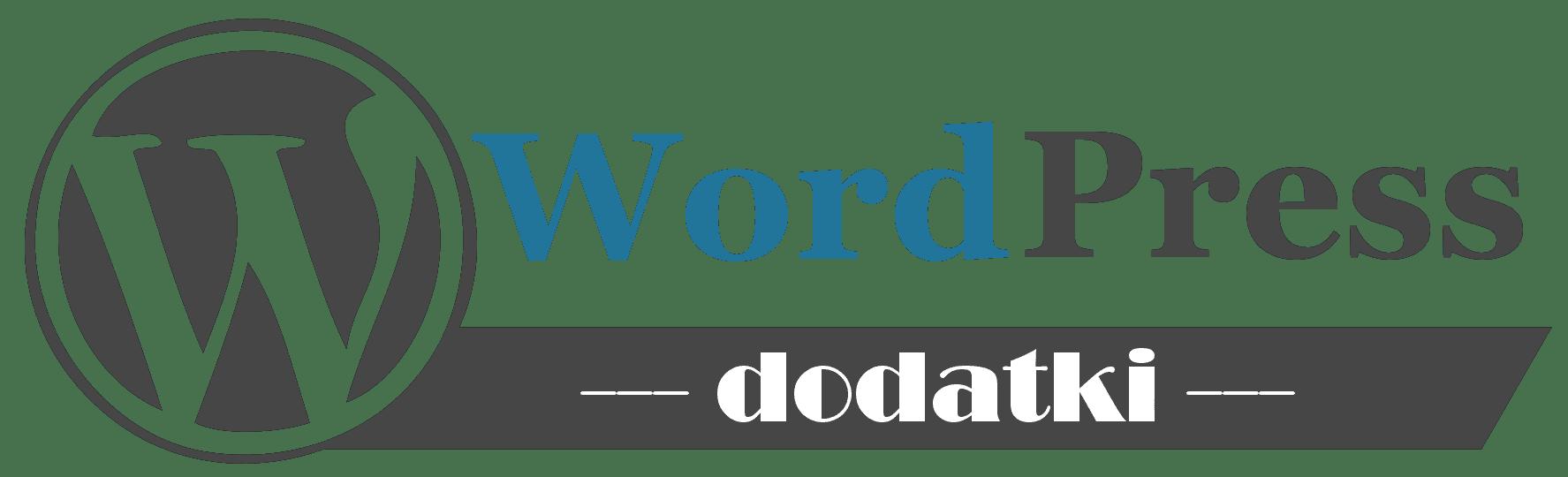 DodatkiWordPressa
