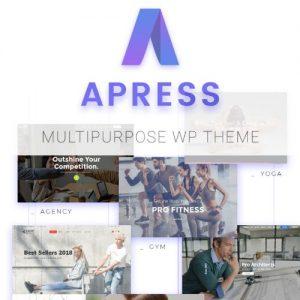 Apress - Responsive Multi-Purpose Theme