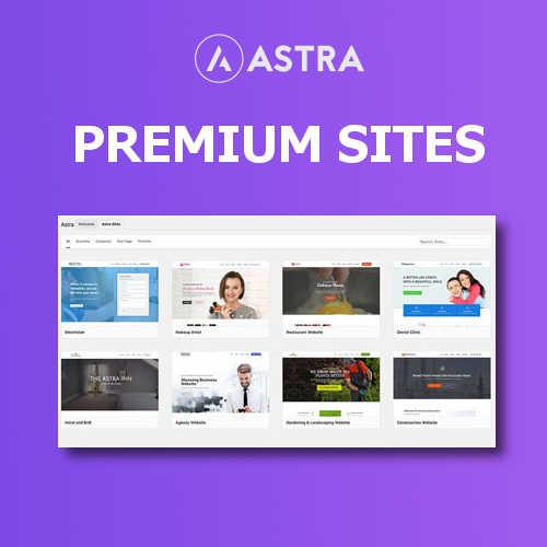 Astra Premium Sites Plugin