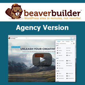Beaver Builder Plugin Agency Version