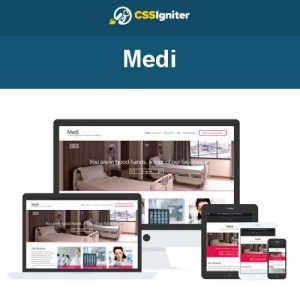 CSS Igniter Medi WordPress Theme