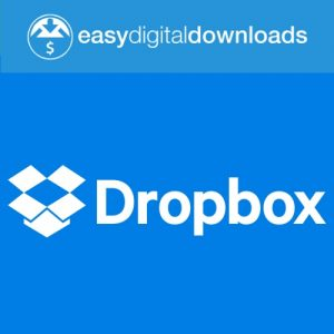 Easy Digital Downloads File Store for Dropbox