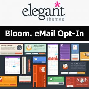 Elegant Themes Bloom Email Opt-In