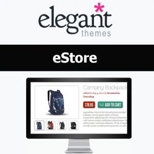 Elegant Themes eStore WooCommerce Theme