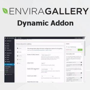 Envira Gallery – Dynamic Addon