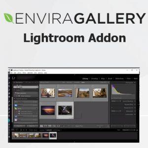Envira Gallery – Lightroom Addon