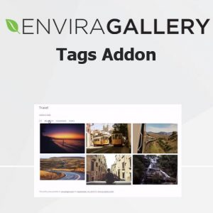 Envira Gallery – Tags Addon