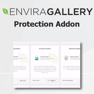 Envira Gallery – Protection Addon