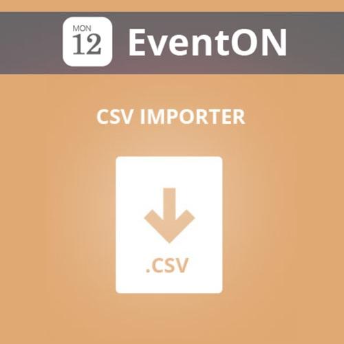 EventOn CSV Event Importer