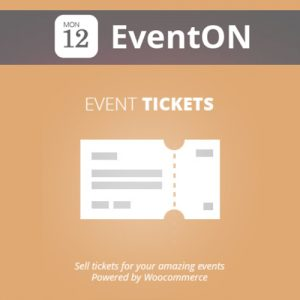 EventOn Event Tickets
