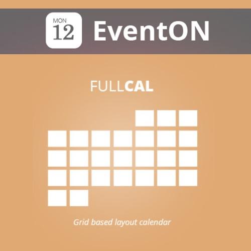 EventOn Full Cal