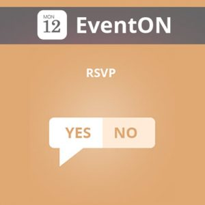 EventOn RSVP Events