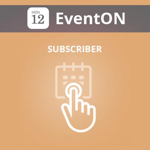 EventOn Subscriber