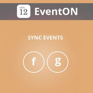 EventOn Sync Events