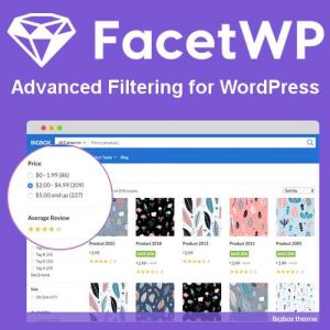 FacetWP - Advanced Filtering for WordPress
