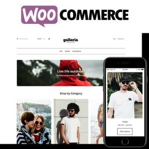 Galleria Storefront WooCommerce Theme