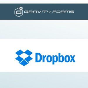 Gravity Forms Dropbox Addon
