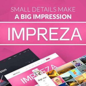 Impreza - Multi-Purpose WordPress Theme
