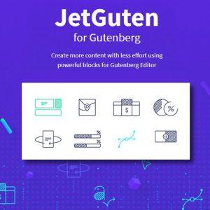 JetGuten for Gutenberg