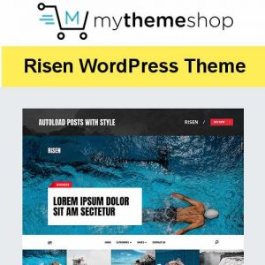 MyThemeShop Risen WordPress Theme