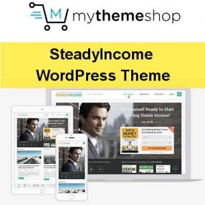 MyThemeShop SteadyIncome WordPress Theme