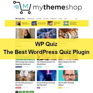 MyThemeShop WP Quiz Pro