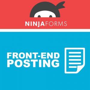 Ninja Forms Front-End Posting