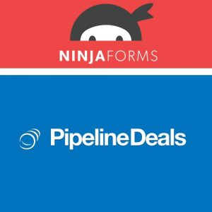 Ninja Forms PipelineDeals CRM