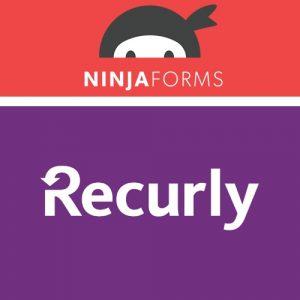 Ninja Forms Recurly