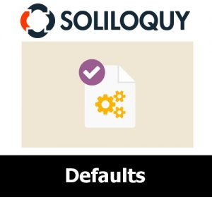Soliloquy Defaults Addon