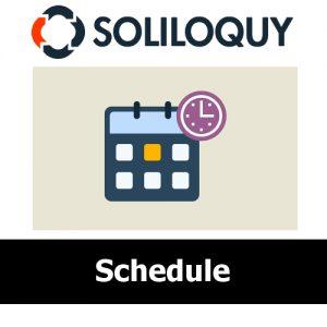 Soliloquy Schedule Addon