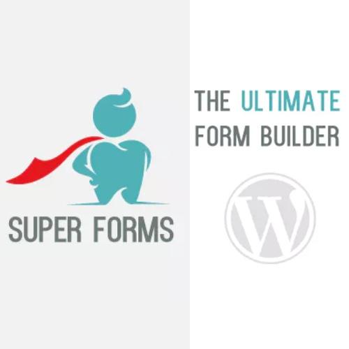 Super Forms - Drag Drop Form Builder