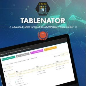 Tablenator Advanced Tables for Visual Composer