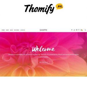 Themify Shoppe WooCommerce Theme