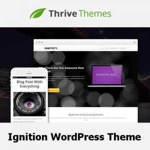 Thrive Themes Ignition WordPress Theme