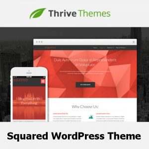Thrive Themes Squared WordPress Theme