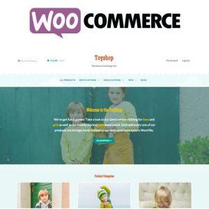 Toyshop Storefront WooCommerce Theme