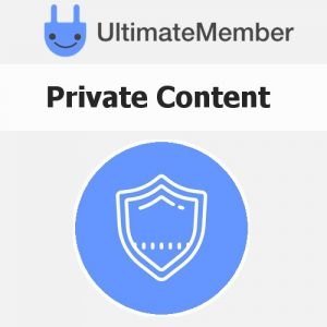 Ultimate Member Private Content Addon