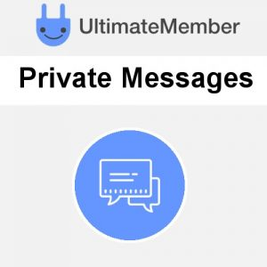 Ultimate Member Private Messages Addon