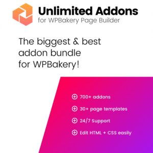 Unlimited Addons for WPBakery Page Builder