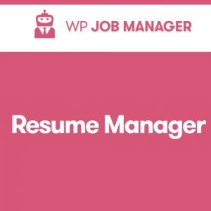 WP Job Manager Resume Manager