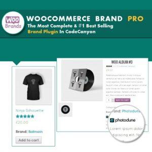 WooCommerce Brands Pro