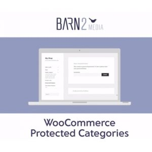WooCommerce Password Protected Categories