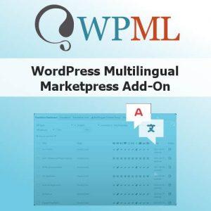 WordPress Multilingual Marketpress Add-On