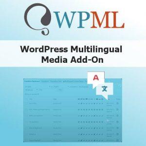 WordPress Multilingual Media Add-On