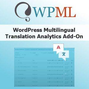 WordPress Multilingual Translation Analytics Add-On