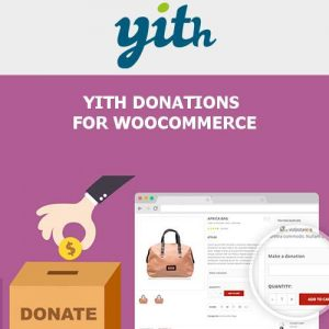YITH Donations for WooCommerce Premium